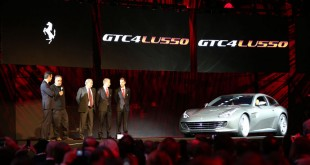 Ferrari GTC4 Lusso Premiere