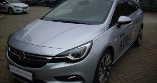Opel Astra SW Front