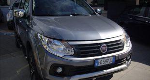 Fiat Fullback Test Drive Front