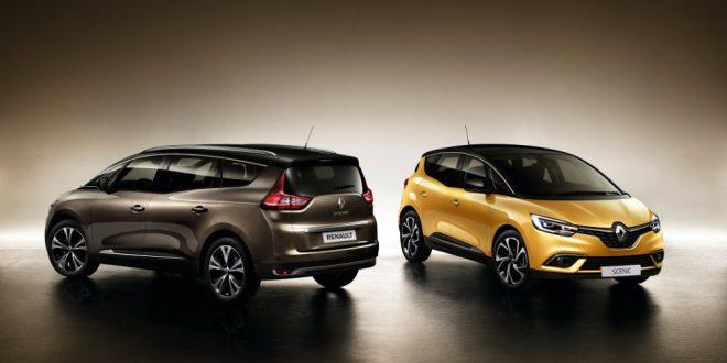 Renault Nuova Scenic e Nuova Grand Scenic