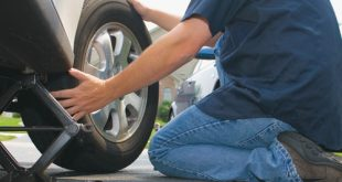 tires change