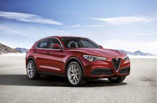 Alfa Romeo Stelvio First Edition Front