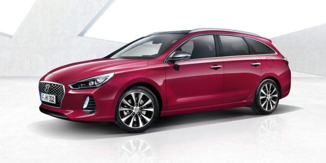 Hyundai I30 Wagon Front
