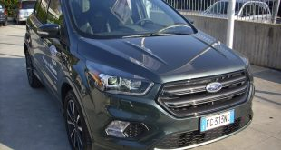 Ford Kuga Test Drive Front