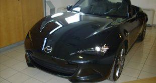 Mazda MX-5 Test Drive Front