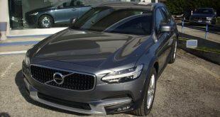 Volvo V90 CC Test Drive Front