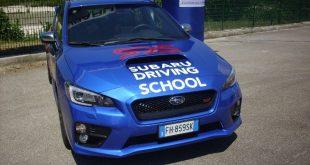 Subaru WRX STI Test Drive Front