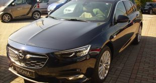 Opel Insigna Test Drive Front