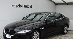 Jaguar XE Test Drive Front