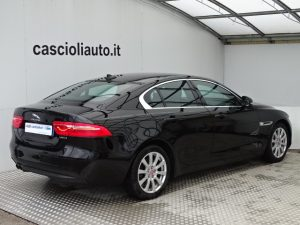 Jaguar XE Test Drive Rear