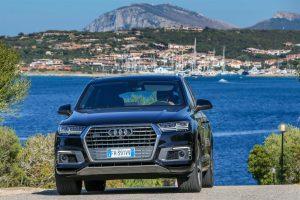 Audi Q7 Front