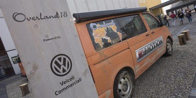 Volkswagen veicoli commerciali al salone del camper 2017 a for Fiera parma 2017
