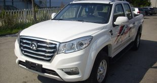 Great Wall Steed 6 Test Drive Front