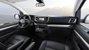 Opel Zafira Life Interni