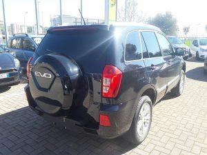 EVO5 Test Drive Rear
