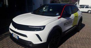 Opel Mokka Test Drive Front