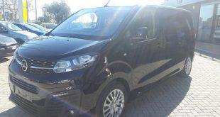 Opel Zafira Life Test Drive Front