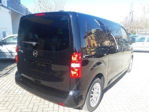Opel Zafira Life Test Drive Rear