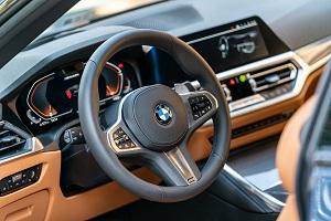BMW Serie 4 Interni