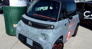 Citroen AMI Test Drive Front